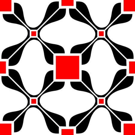 tillable: abstract seamless pattern Illustration