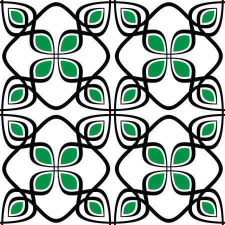 wallpaper image: abstract seamless pattern Illustration
