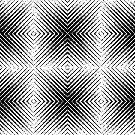 optical art: patr�n transparente abstracta Vectores