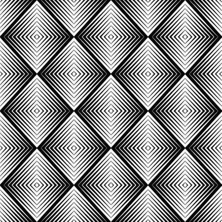 optical illusion: optical blur illusion seamless pattern