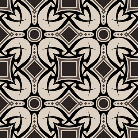 abstract seamless pattern Vektorgrafik