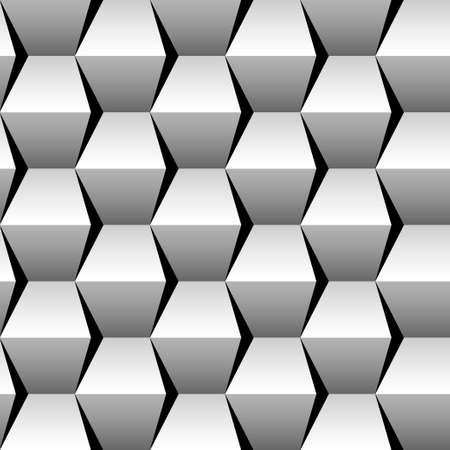 stacked: stacked cubes seamless pattern