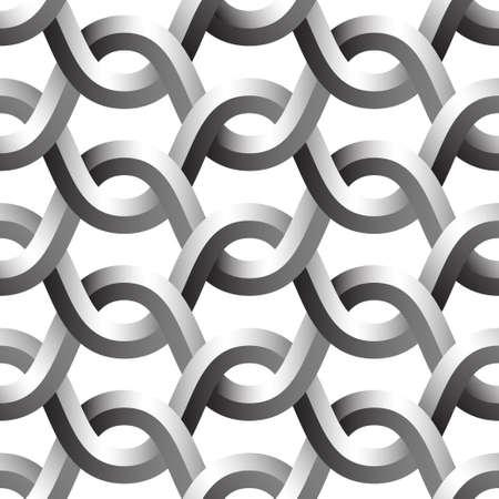 쇠 격자: 금속 격자 원활한 패턴