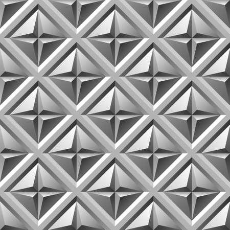 gravé en métal seamless pattern Vecteurs