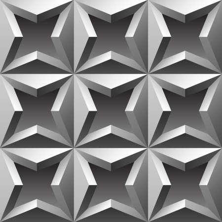 optical art: resumen patr�n sin costuras met�licas