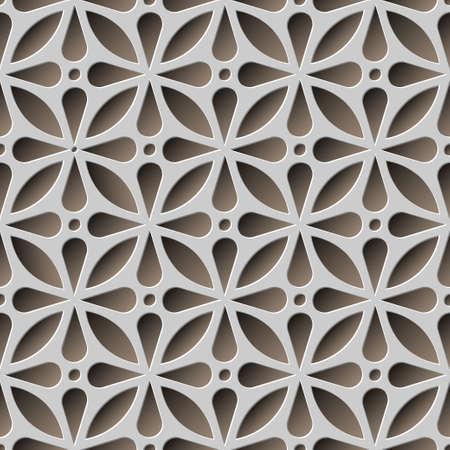 abstract seamless pattern Çizim