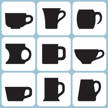 unwind: cups and mugs set
