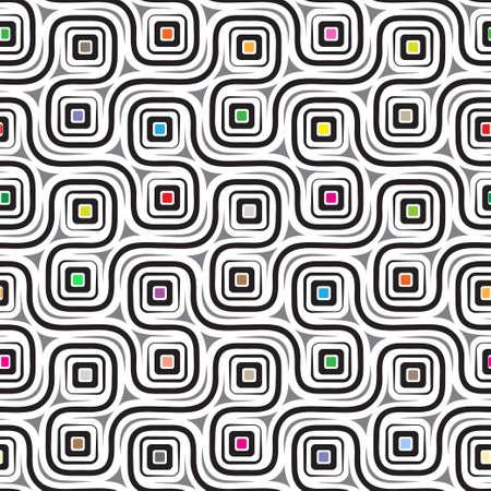 abstract seamless pattern Stok Fotoğraf - 19317989