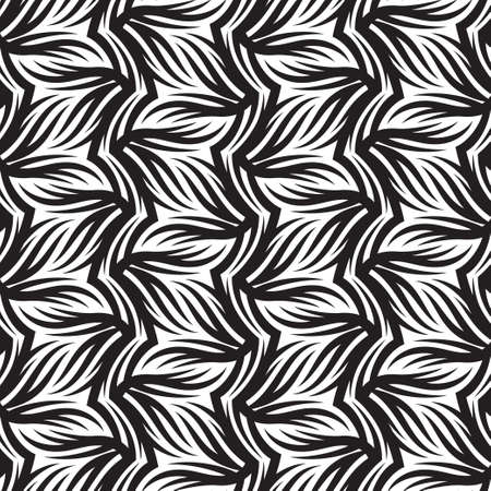 endless repeat structure: abstract seamless pattern Illustration