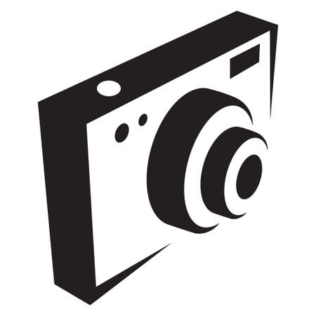 the photographer: photo camera icon