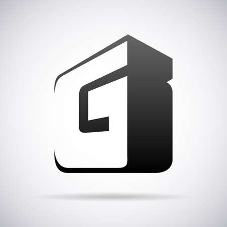 letter G design template vector illustration Stok Fotoğraf - 40296044