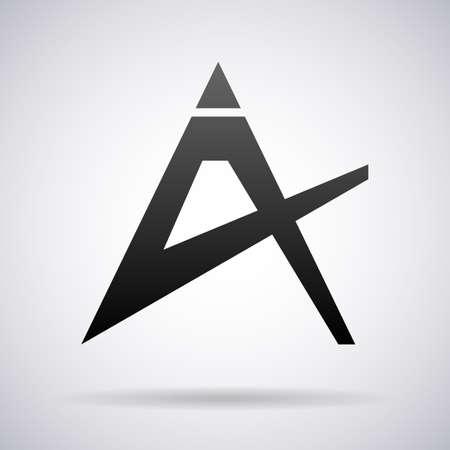 A デザイン テンプレート ベクトル図のためのロゴ
