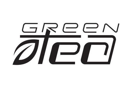 Tea logo template design vector
