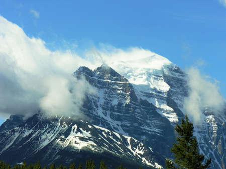 mountaintop: Windy Peak