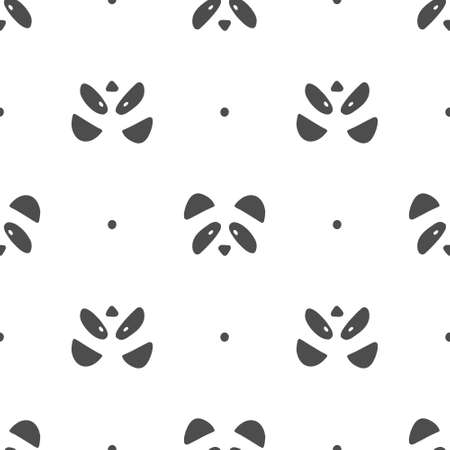 Seamless pattern for children Ilustrace