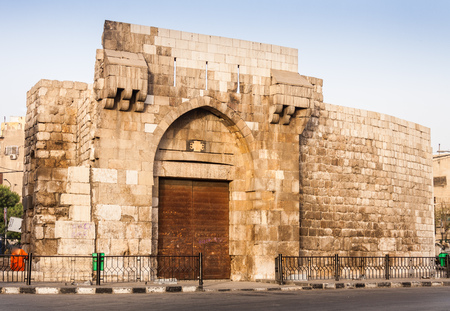 Bab Tuma in Syrian Arab Republic