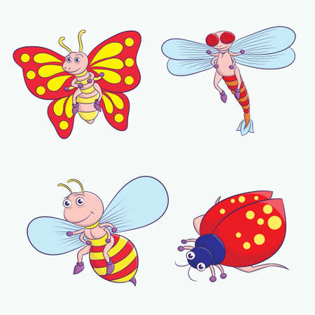 Insect Cartoon