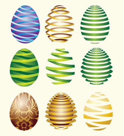 Egg Easter Decorative