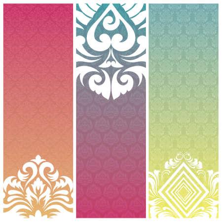 Three Banner Pattern