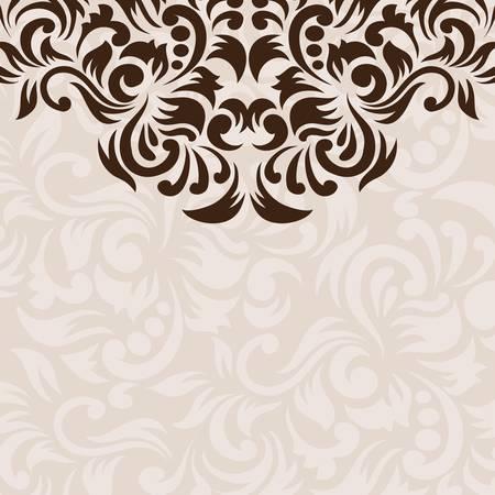 corner design: Ornament Background  Illustration