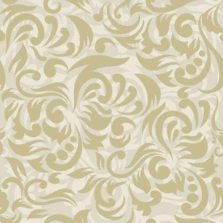 Green pattern  Ilustração
