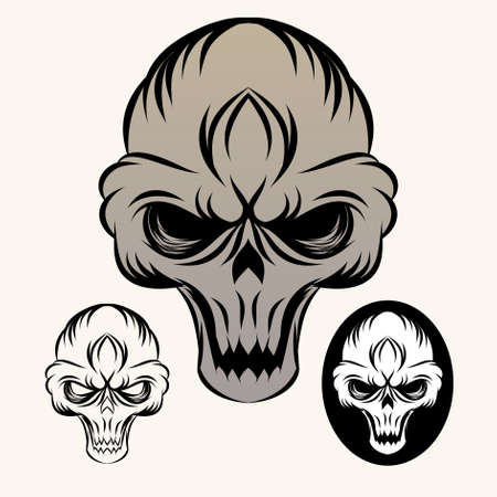 poisonous organism: The Skull