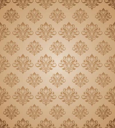flower Ornament Pattern