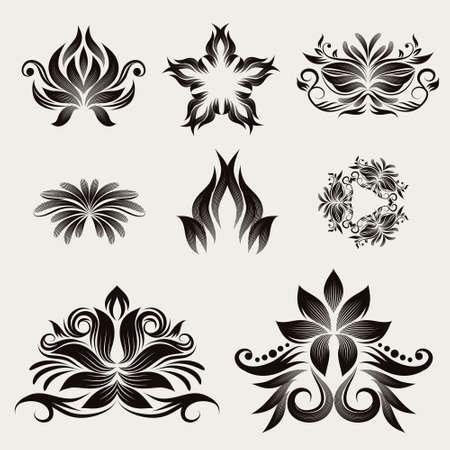 Icon Decorative Ornament