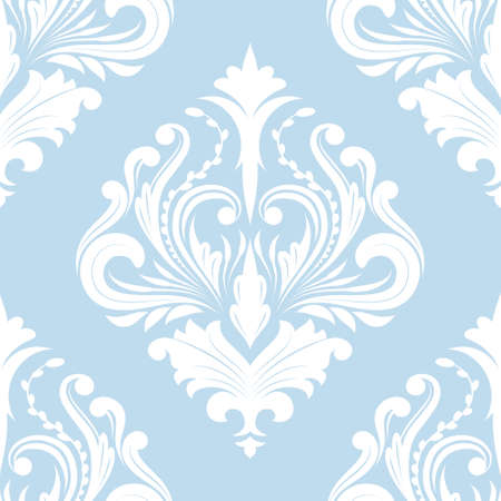 Pattern Blue Classic