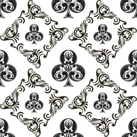 Pattern Club Ornamental