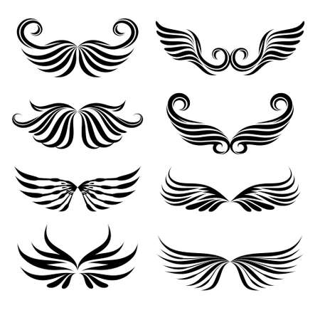 wings tattoo: Wings Tattoo Collections