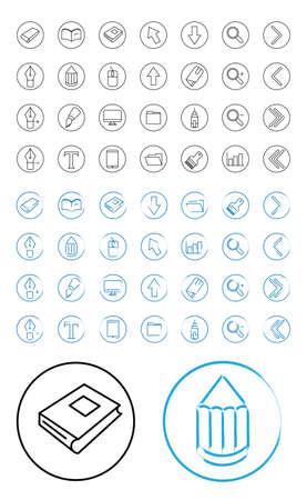 Icon Line Style