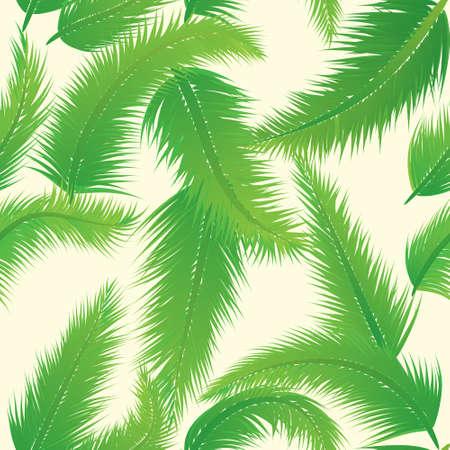 Palm blad patroon
