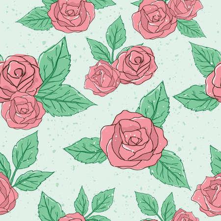 Vintage Rose Patroon