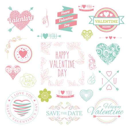 Valentine Illustraties