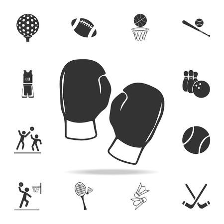 Boxing glove icon.