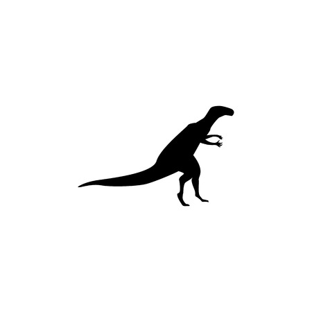 Psittacosaurus icon. Elements of dinosaur icon. Premium quality graphic design. Signs and symbol collection icon for websites, web design, mobile app, info graphics on white background