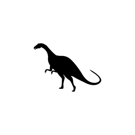 Plateosaurus icon. Elements of dinosaur icon. Premium quality graphic design. Signs and symbol collection icon for websites, web design, mobile app, info graphics on white background