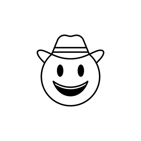 detective icon Premium quality line graphic design. Vector illustration isolated on white background.