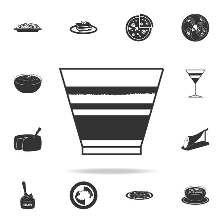 marochino icon. Detailed set of italian foods illustrations. Premium quality graphic design icon. One of the collection icons for websites web design mobile app on white background
