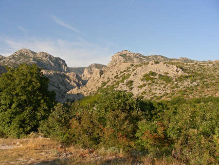 paklenica:    The nature to see during a trek through Paklenica National Park in Croatia