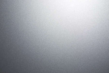 backcloth: metallic silve grey  background Stock Photo
