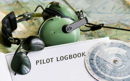 pilot sunglasses and other aviation tools