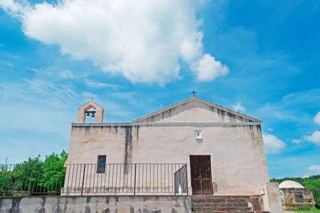 anatolia: Santa Anatolia church in Sardinia, Italy