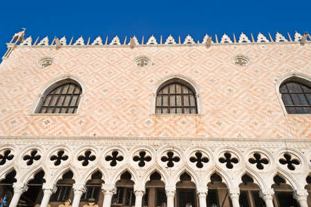 doge's palace: Doges Palace in Venice, Italy