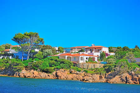 luxury house: Luxury house in Porto Cervo, Sardinia