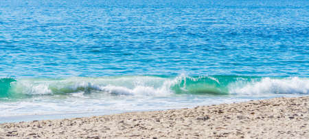 laguna: small wave in Laguna Beach, California Stock Photo