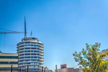 LA のキャピトル レコード タワー の写真素材・画像素材 Image 13154916.