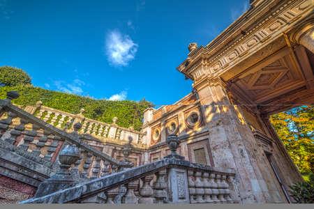 パルコ ・ デッレ ・ イタリア、モンテカティーニ ・ テルメの記念碑