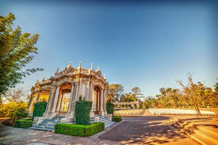 Spreckles Organ Pavilion in Balboa Park, San Diego. California, USA
